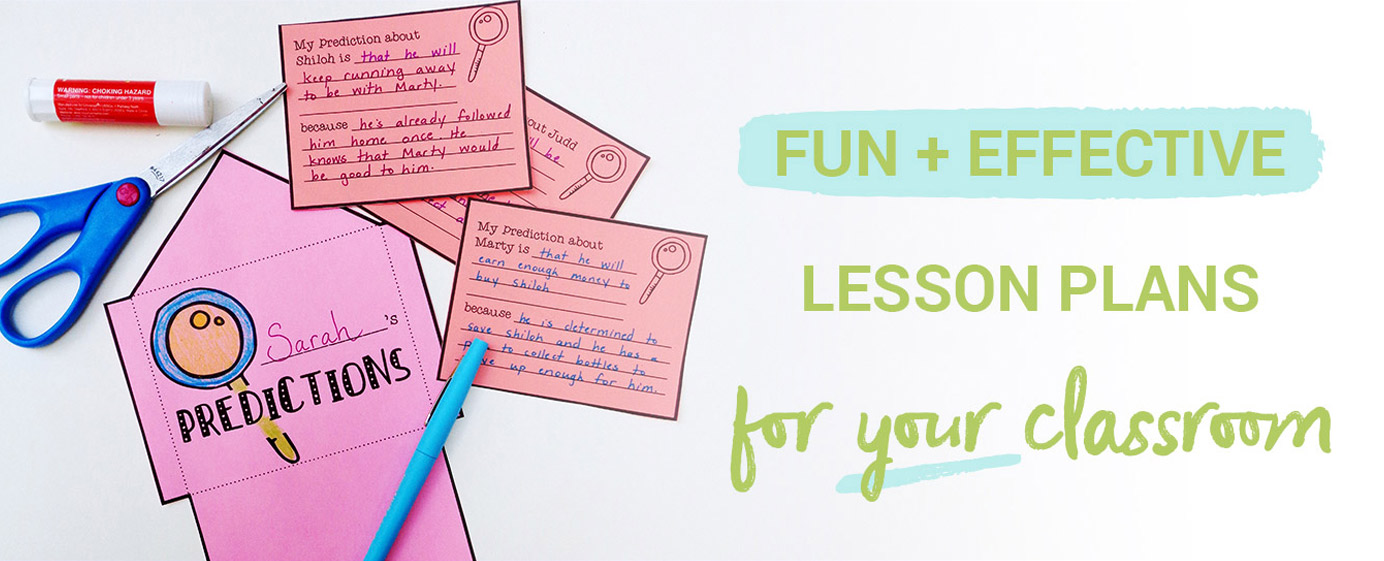 Fun + Effective Lesson Plans